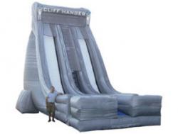 27 ft Cliff Hanger Dual Slide