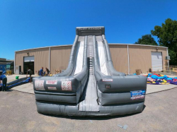 27 ft Cliff Hanger Dual Slide