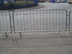 Crowd Control Barricades-AKA Bike Racks