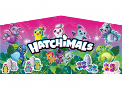 Hatchimals Banner