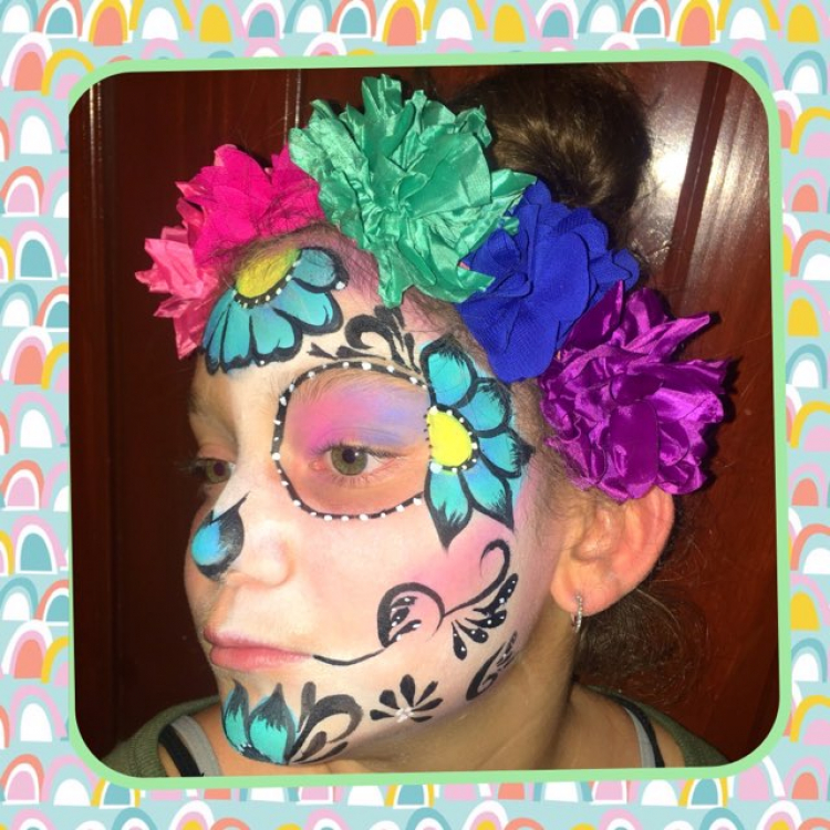 Face Painting 1 Artist- 2 Hours/$170