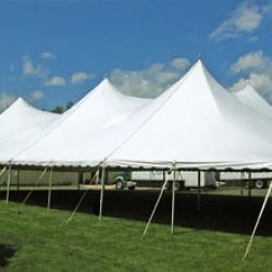 60'x90' Twin Peak Tent