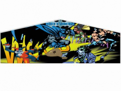 Batman Themed Panel