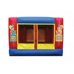 Jump in the Box Moonbounce
