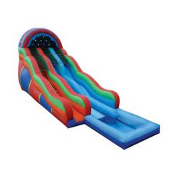 Rip 'N' Dip Water Slide