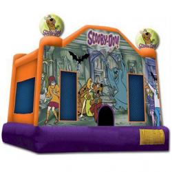 Scooby Doo Moonbounce