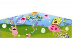 Sponge Bob Themed Panel