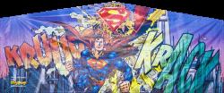 Superman Themed Panel