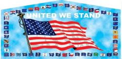 Patriotic Themed  Panel