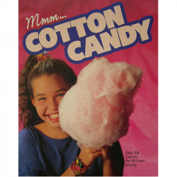 CCServings - Cotton Candy (50Ct)