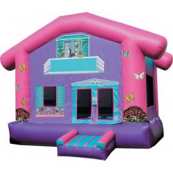 Dollhouse Moonbounce