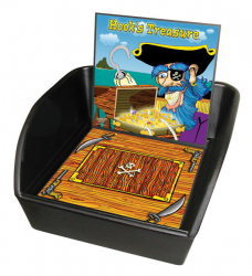 Hook's Treasure Box Game