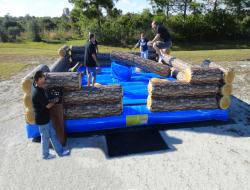 Log Jammer Adventure
