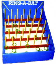Ring-A-Bat Toss Game
