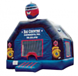 Space Avenger Moonbounce