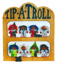 Tip-a-Troll Game