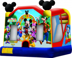 Mickey & Friends Clubhouse Wet Combo