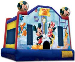 Mickey's Fun Jump