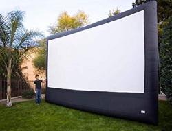 16' Pump Load Movie Screen