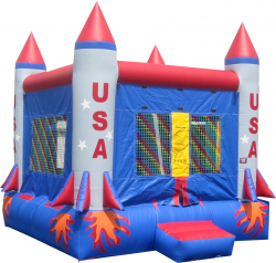 Rocket Moonbounce