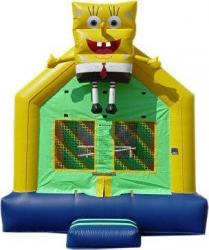 Sponge Bob 3D Moonbounce
