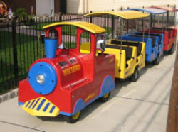 Big Country Express (Trackless Train)