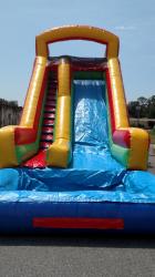 0c1439b75235b87bd73052545bfac99d 18 Foot Slide with pool $300