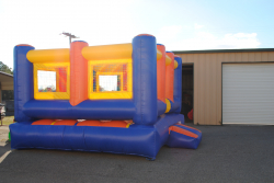 23c72790ad90464a39d874eef21849bd Out of Commission Open Top Bounce House 15X15 $125
