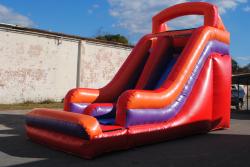 16 Foot Dry Slide $250