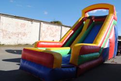 18 Foot Dry Slide $275
