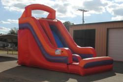 3c58058cdb5db8d49918528bd0cce066 16 Foot Dry Slide $250