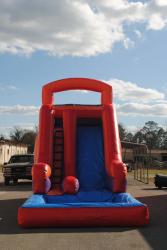 598de4b449227d0c6a82b514f7d420c0 16 Foot Slide with pool $275