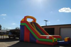 71af0dd1be79e82db4ace13d932801d0 18 Foot Dry Slide $275