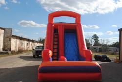 814a83e4550c07f23c61b6068e282bfa 16 Foot Dry Slide $250
