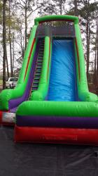 23 Foot Dry Slide