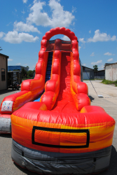 DSC 6581 461045649 Out of Commission 18' red slide landing (wed/dry) $300