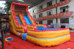 Out of Commission 18' water slide (Volcano) $300