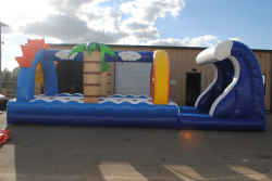 Sun Shine Double Lane Slip N Slide $200