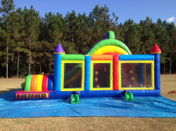Enclosed Obstacle $350