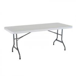 8 Foot Rectangle Table $10ea