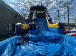 16ft Mamba Slide, Bouncing On Air LLC   Buffalo, New York