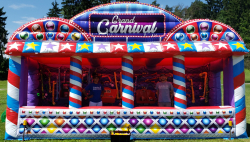 Carnival Game (4) Deluxe Package