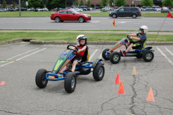 Giant Pedal Carts