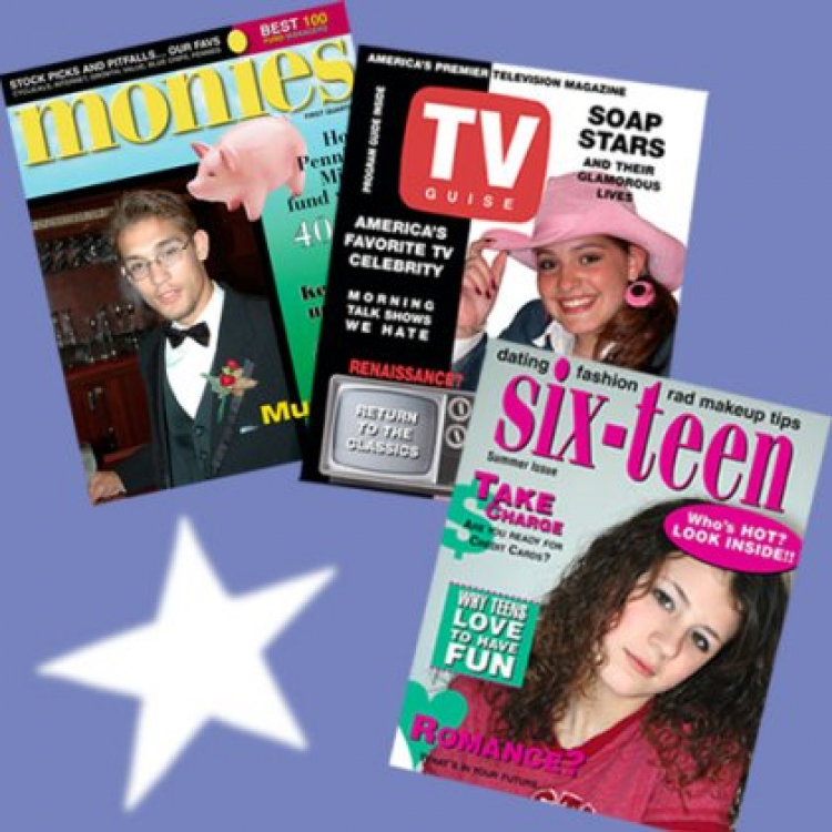 Fantasy Magazine Covers