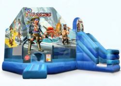 Pirate Bounce/Slide