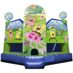 Moonbounce - Sponge Bob