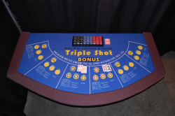 Casino - Triple Shot Bonus
