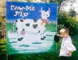 Cow Pie Toss