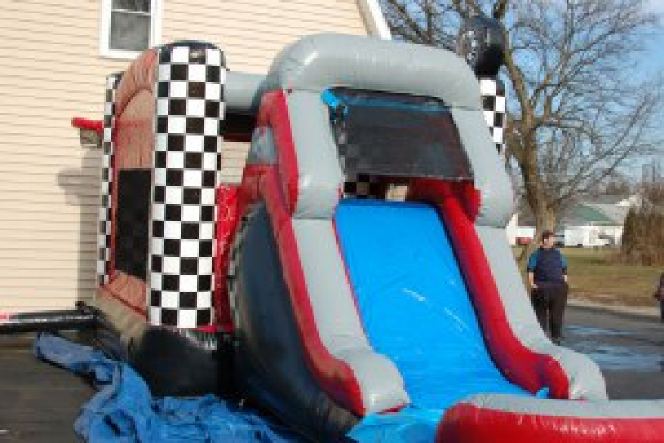 Race Car Combo