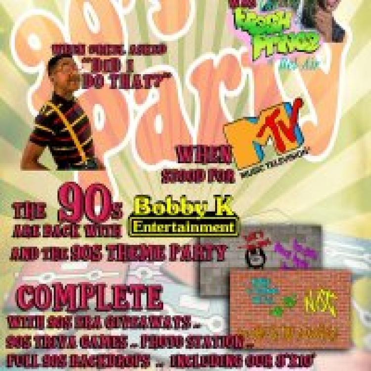 90s Theme Party